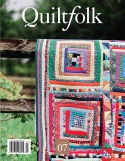 Quiltfolk No. 07: Louisiana - Magazin ohne Werbung!!!!