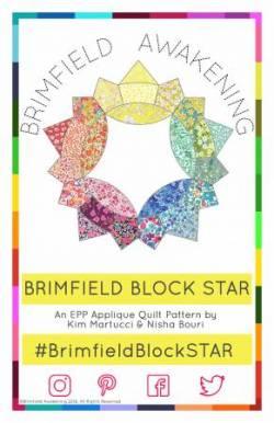 Anleitung Brimfield STAR Block
