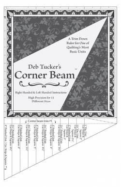 Deb Tuckers Corner Beam Tool