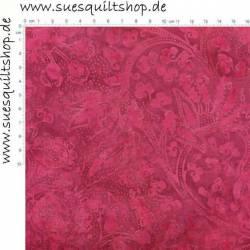 Fabric Arts Batik pink
