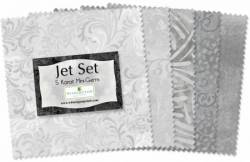 Wilmington Essential Gems Jet Set 5 inch Squares 42 stk.