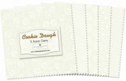 Wilmington Essential Gems Cookie Dough 5 inch Squares 42 stk.