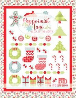 Anleitung Peppermint Lane BOM