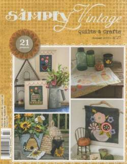 Simply Vintage Magazine No. 27