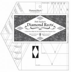 Deb Tuckers Diamond Rects