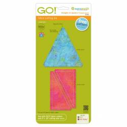 Accuquilt Stanzform Triangle in A Square 4 inch