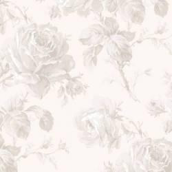Timeless Treasures Rose Garden Floral Rückseitenstoff überbreit