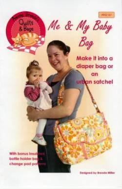 Anleitung Me & My Baby Bag Wickeltasche