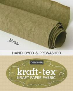 Kraft-Tex Moss Hand-Dyed & Prewashed