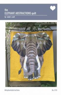 Anleitung Jungle Abstractions: The Elephant Quilt