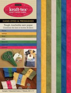 Kraft-Tex Designer Sampler 7 Essential Colors