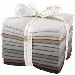 Robert Kaufman Fat Quarter Bundle Gray Area