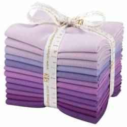 Robert Kaufman Fat Quarter Bundle Lavender Fields