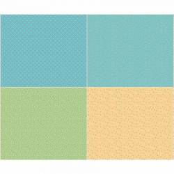 Farm Girl Vintage 2 Companion Fat Quarter Panel TWO, Rapport ca. 91 cm