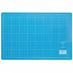 Schneidematte 30x45 cm blau