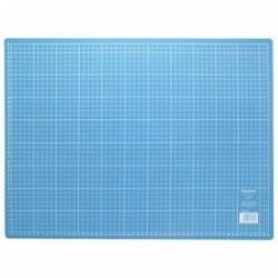 Schneidematte 45 x 60 cm blau