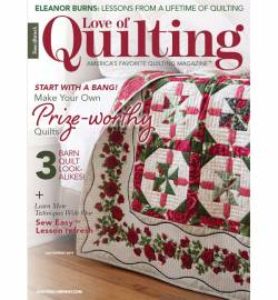 Fons And Porters Love of Quilting No. 142 July/August 2019