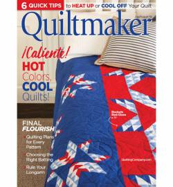 Quiltmaker No. 188 July/August 2019