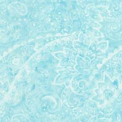 Timeless Treasures Tonga Batik Escape Aqua