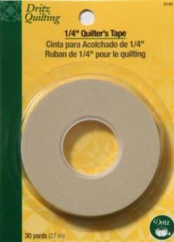 Dritz Quilters Tape 1/4 inch breit 30 yds