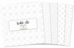 Wilmington Essential Gems White-Lite 5 inch Squares 42 stk.