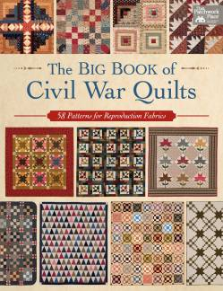 Big Book of Civil War Quilts