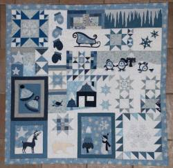 Fertiger Quilt Winter Mystery