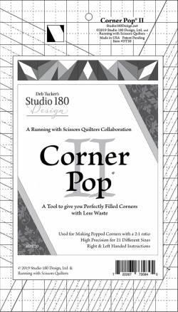 Deb Tuckers Corner Pop II Tool