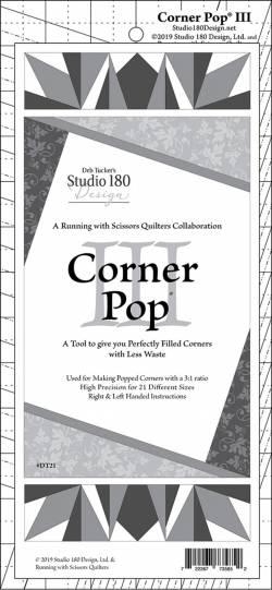 Deb Tuckers Corner Pop III Tool