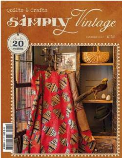 Simply Vintage Magazine No. 32