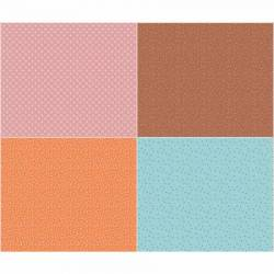 Farm Girl Vintage 2 Companion Fat Quarter Panel ONE, Rapport ca. 91 cm