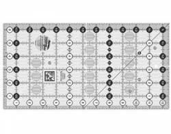 Creative Grids Antirutsch-Lineal  6.5x12.5 inch