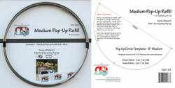 Medium Pop-Up Refill 8 inch
