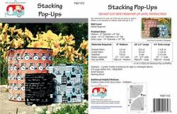 Anleitung Stacking Pop-Up Pattern