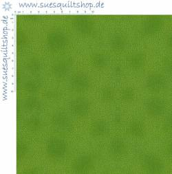 Stof Quilters Basic Punkte grasgrün
