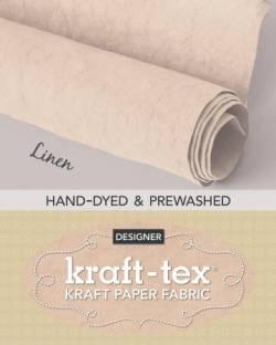 Kraft-Tex Linen Hand-Dyed & Prewashed