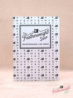 Featherweight Log Book Logbuch