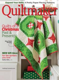 Quiltmaker No. 190 November/December 2019