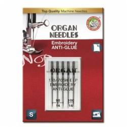 Organ Anti Glue Nähmaschinennadeln No. 90-100