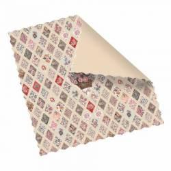 Jane Austen Microfiber Cloth Microfasertuch Brillenputztuch