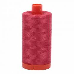 Aurifil Mako Cotton Maschinenquiltgarn 50/2-fach, 1300 m, Fb. 2230 Red Peony