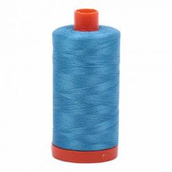 Aurifil Mako Cotton Maschinenquiltgarn 50/2-fach, 1300 m, Fb. 1320 Bright Teal