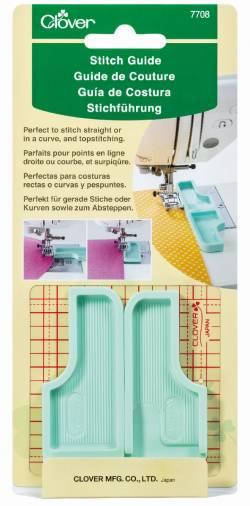 Clover Stitch Guide Stichführung