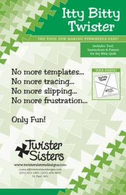 Twister   Itty Bitty Twister Pinwheel (FlicFlac)