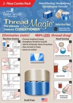 Thread Magic COMBO Round And Cube
