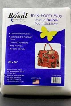 Bosal In-R-Form PLUS Double Sided Fusible Stabilizer 18x58 inch