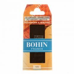 Bohin Quiltnadeln Betweens BIG EYE No. 10