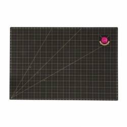 Schneidematte 24x36 inch schwarz gold Tula Pink