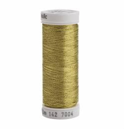 Sulky Metallicgarn *matt* 150 m dark gold