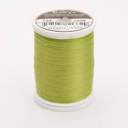 Sulky Cotton 30, 450 m Fb. 1332 Deep Chartreuse
